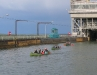 Schiffshebewerk Niederfinow Kanu 09